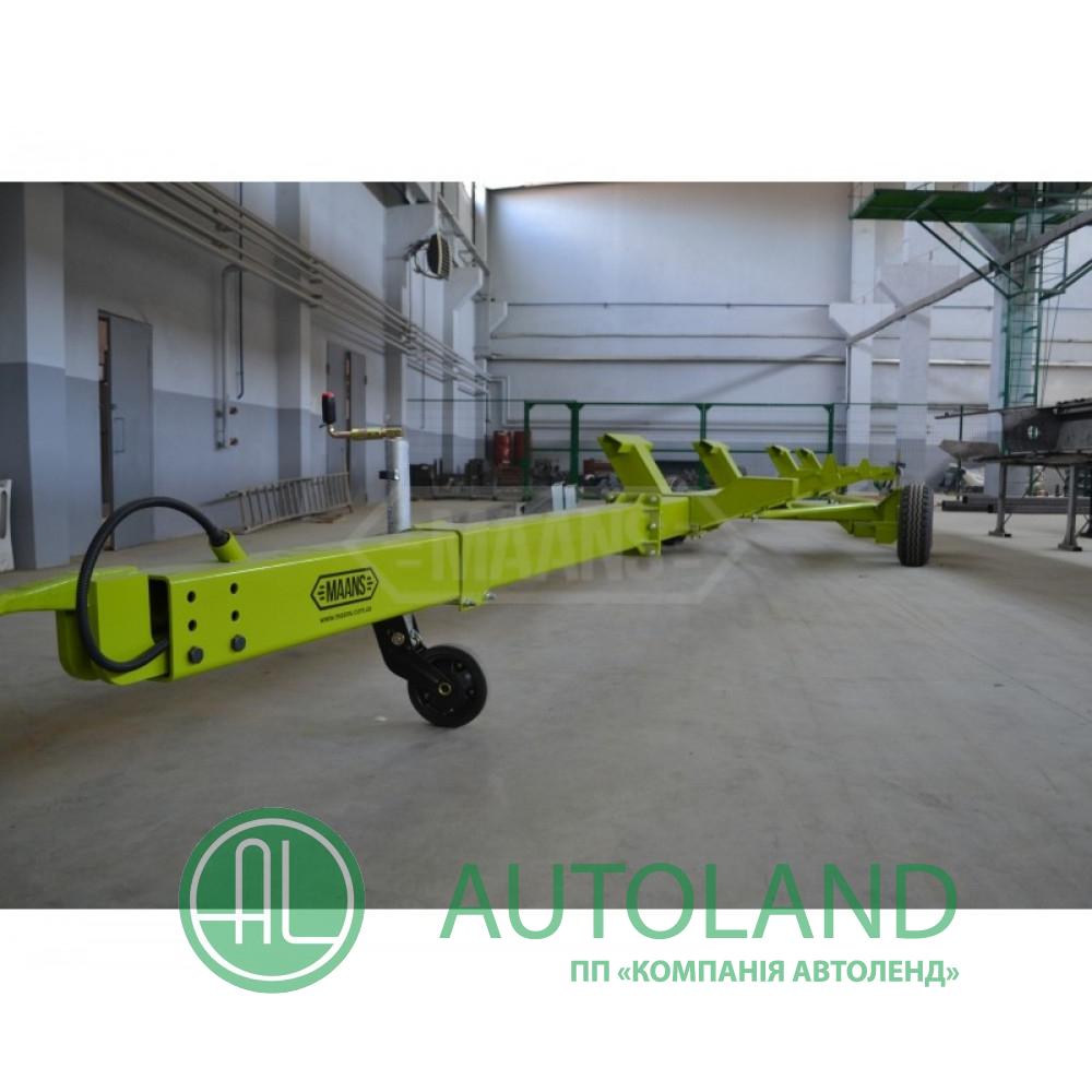Візок MAANS з балансиром для жниварки CLAAS