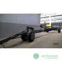 Візок MAANS підвищеної міцності для жниварки CAPELLO QUASAR F12
