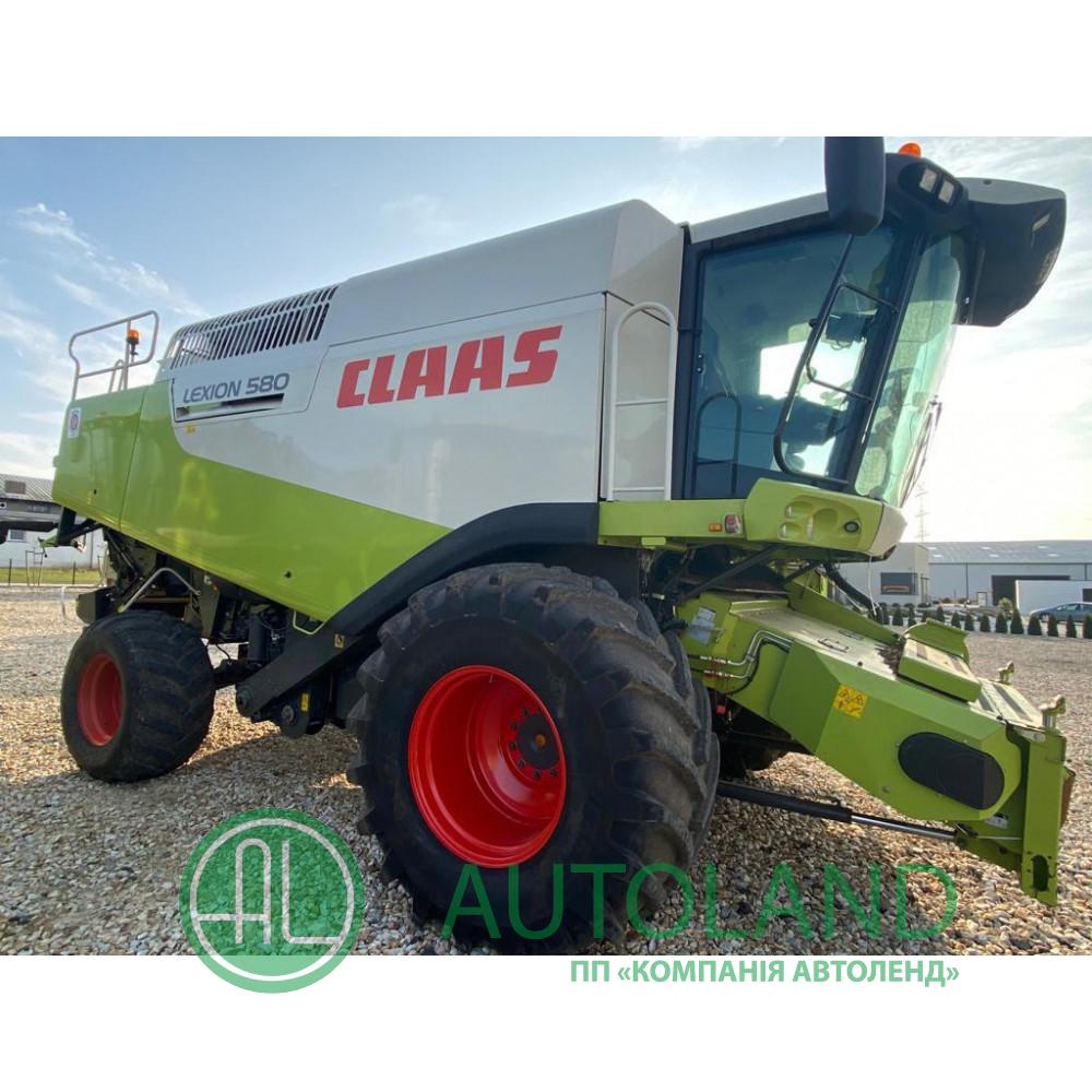 Комбайн Сlaas Lexion 580 (2007р)