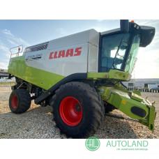 Комбайн Claas Lexion 580 2007р
