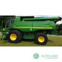 Комбайн зернозбиральний John Deere S690 (2009 рік)