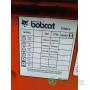 Навантажувач-планувальник Bobcat 853