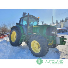 Трактор John Deere 6920 (2004р)