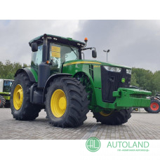 Трактор John Deere 8360R (2011р)