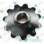 Зірочка привода елеватора 38,4T 11Z HD, Claas - 600087, 0006000870
