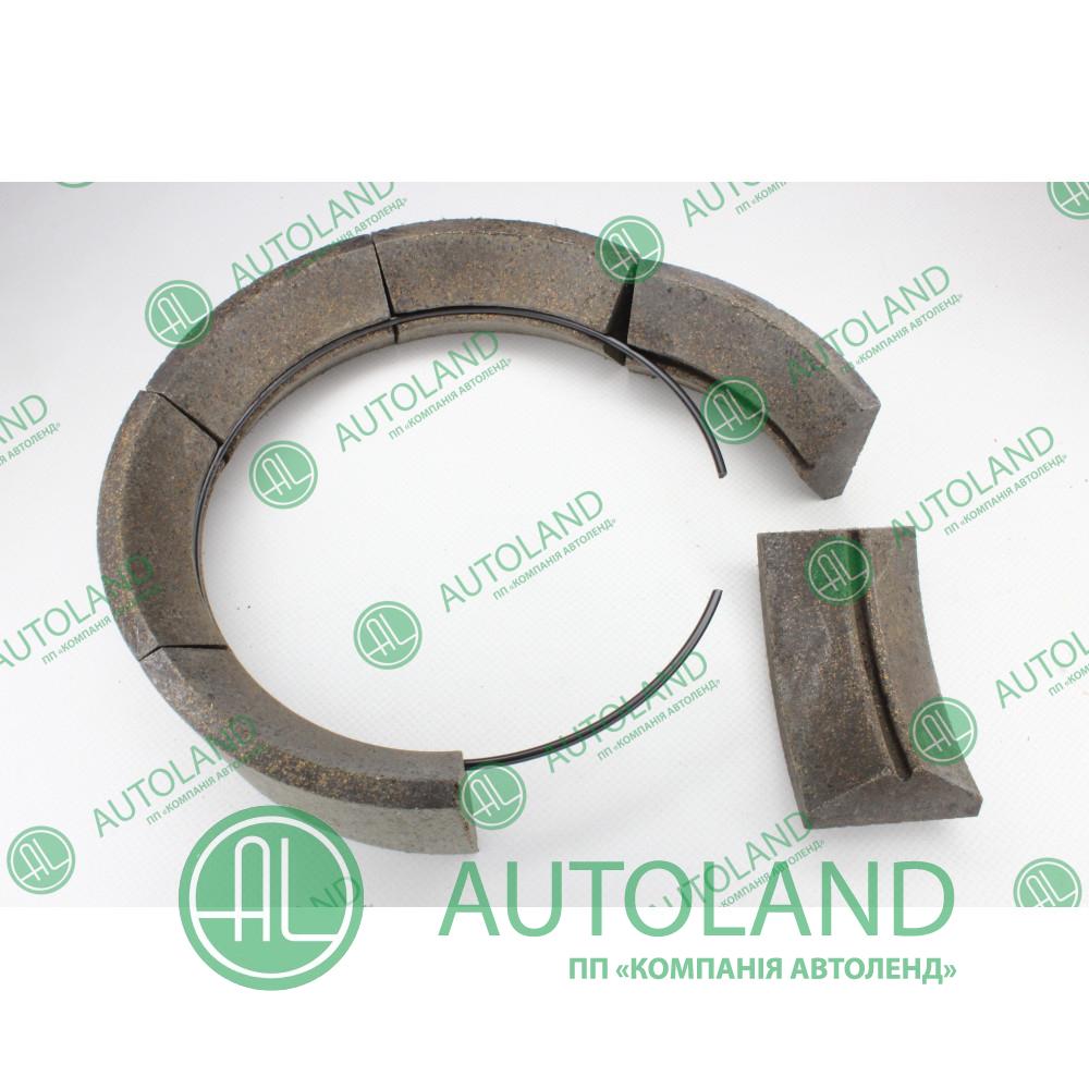 Фрикційне кольцо жатки комбайна CLAAS - комплект 667329.01