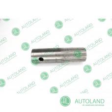 Вал (шліцевий) привода шнека наповнення бункера - Claas 735898.01