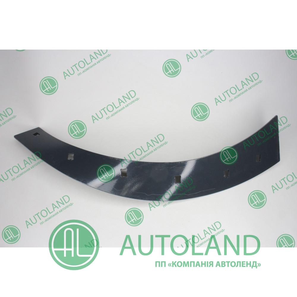 Пластина , Зносостійка накладка ротора - 756621,1 Claas Lexion