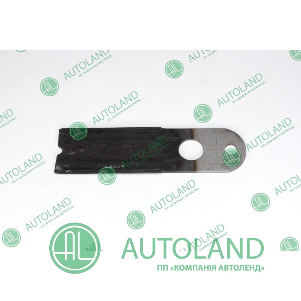 Пластина протиріжуча подрібнювача , H215004 Claas