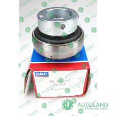 Підшипник кульковий YEL 206-2RF/VL065 216329