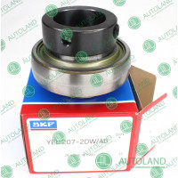 Підшипник кульковий YEL 207-2DW/AG 212606.0 - (SKF)